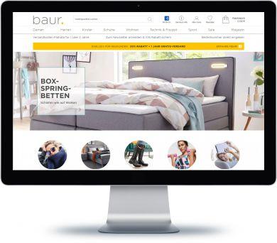 baur gutschein mai 2018. Black Bedroom Furniture Sets. Home Design Ideas