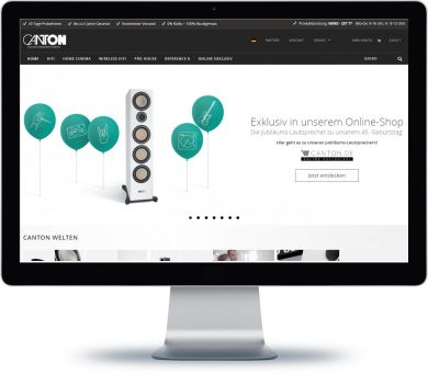 Canton Onlineshop