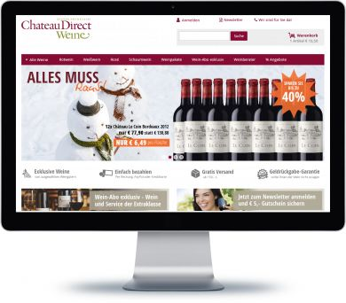 ChateauDirect Onlineshop