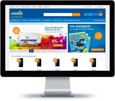 EURONICS Onlineshop