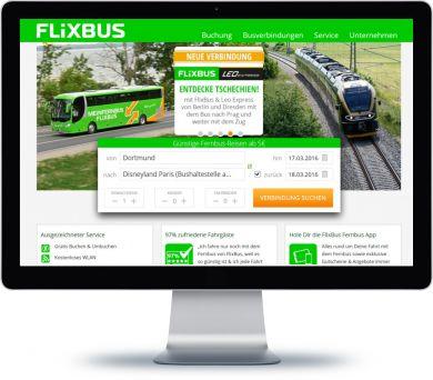 FlixBus Gutschein - Rabatt im Februar 2021