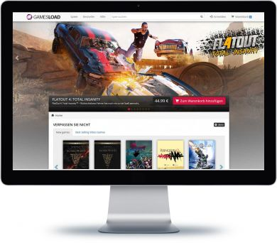 Gamesload Onlineshop