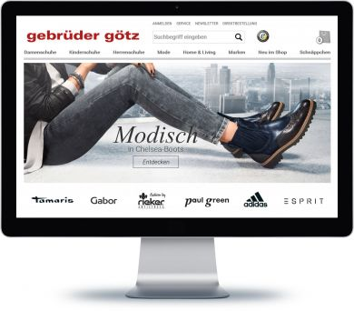 4d8b046062ea7b Gebrüder Götz Gutscheine - 50% Rabatt