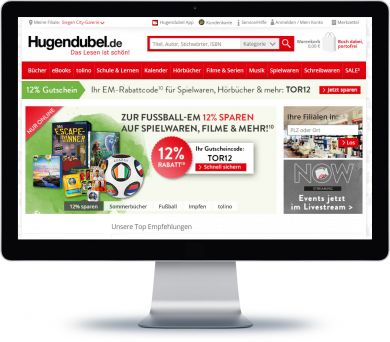 Hugendubel Onlineshop