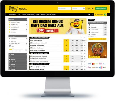 Interwetten Onlineshop