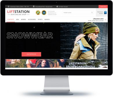 liftstation Onlineshop