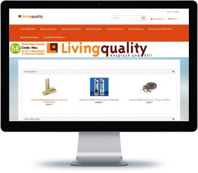 Living Quality Onlineshop