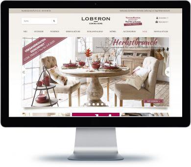 loberon gutschein mai 2018. Black Bedroom Furniture Sets. Home Design Ideas