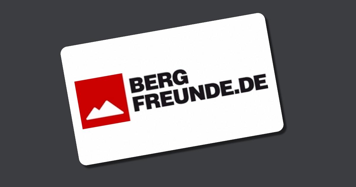 Gutscheincode Bergfreunde