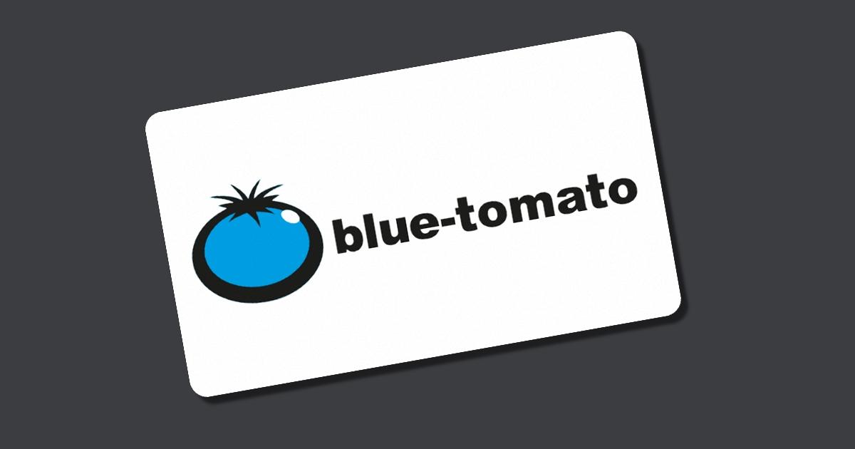 Bluetomato Gutschein