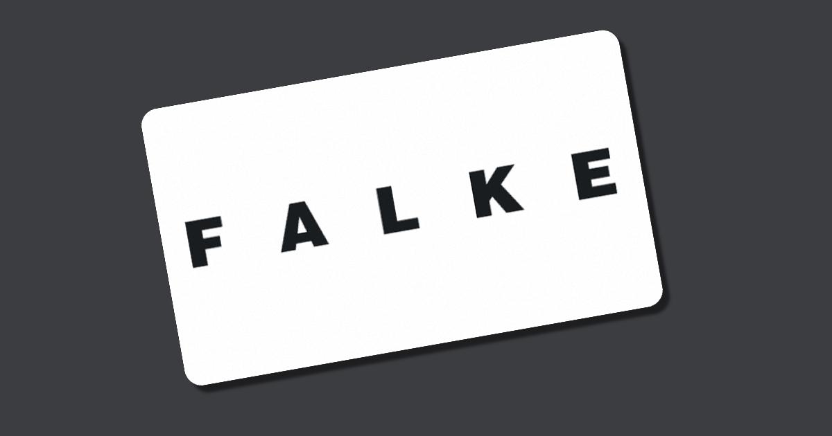 Gutschein Falke Online