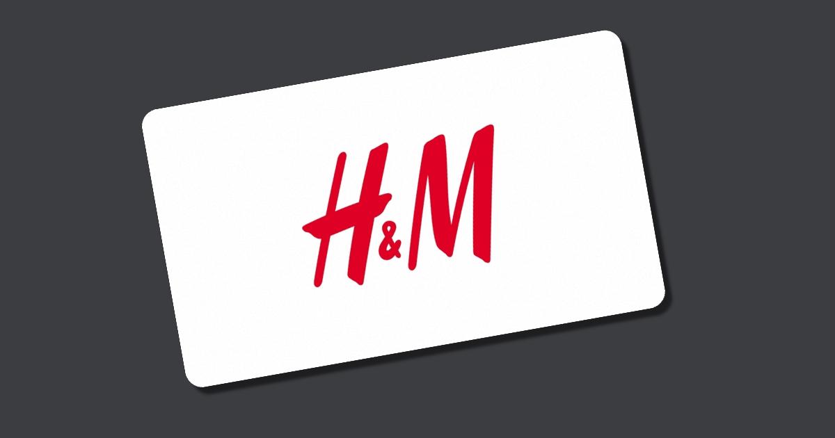 H Und M Gutschein Gewinnen