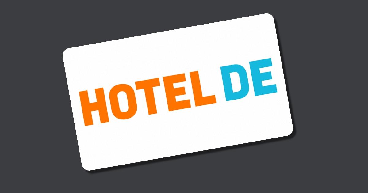 Gutschein Hotel.De