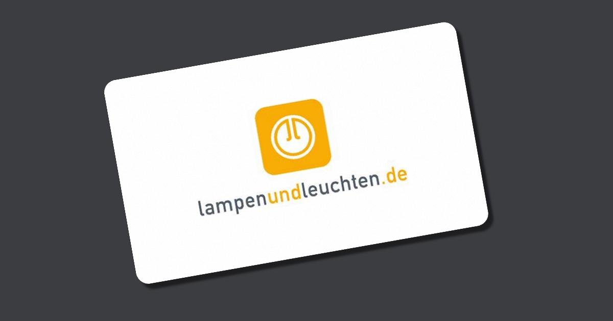 Gutschein mai 2018 rabatt for Lampen und leuchten gutschein