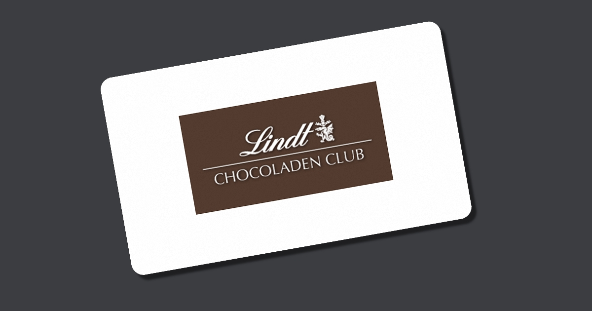 lindt chocoladen club gutschein rabatte gutscheincodes im m rz 2019. Black Bedroom Furniture Sets. Home Design Ideas