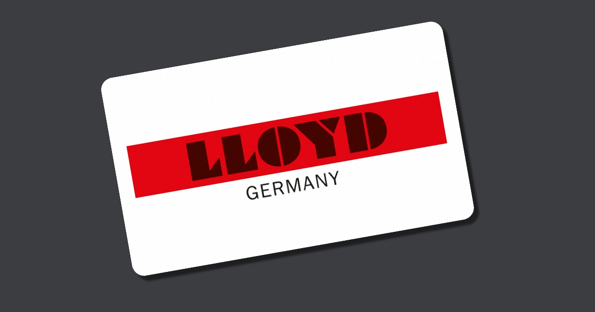 for whole family differently hot sale online LLOYD Gutschein - Rabatt im November 2019