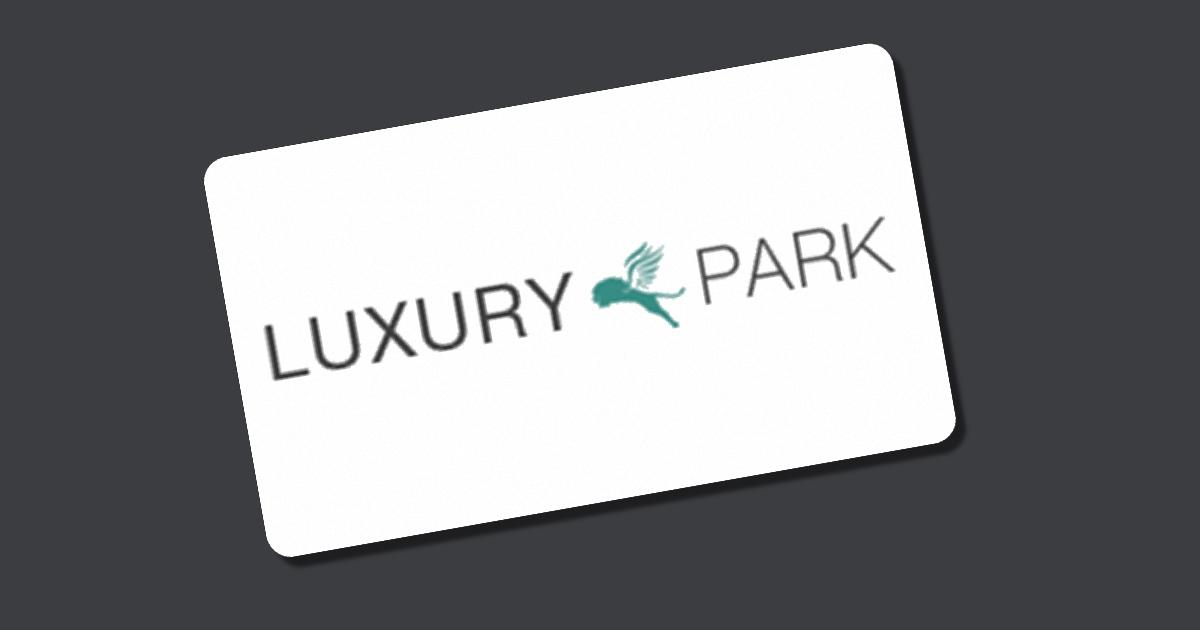 luxury park gutschein rabatt im oktober 2018. Black Bedroom Furniture Sets. Home Design Ideas