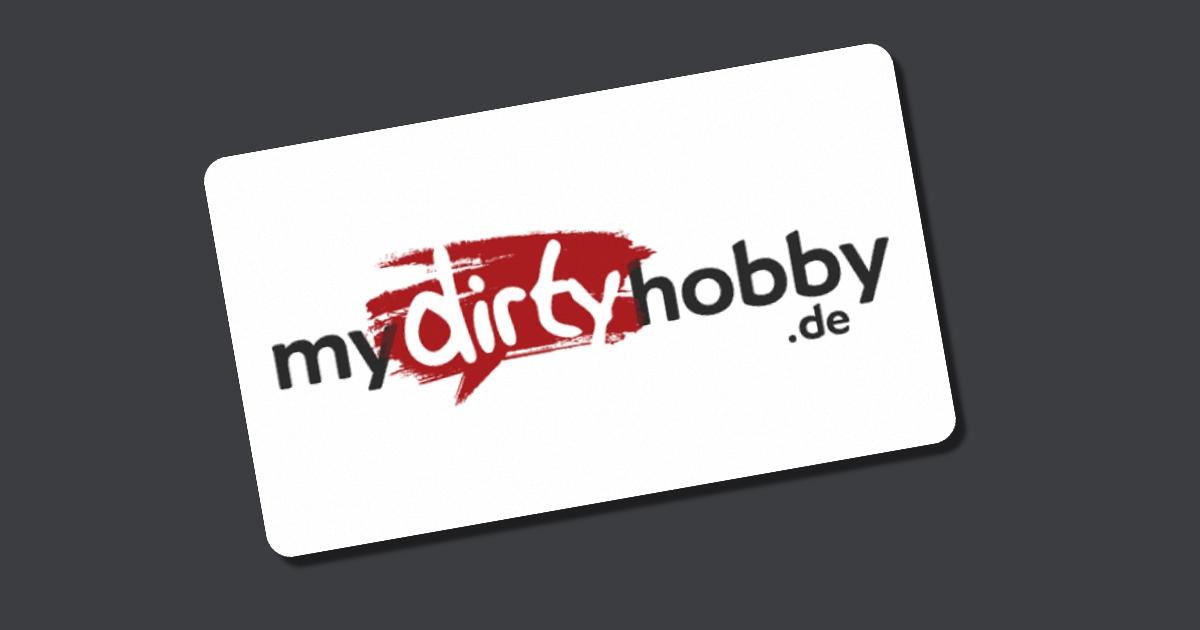 Gutschein Mydirtyhobby