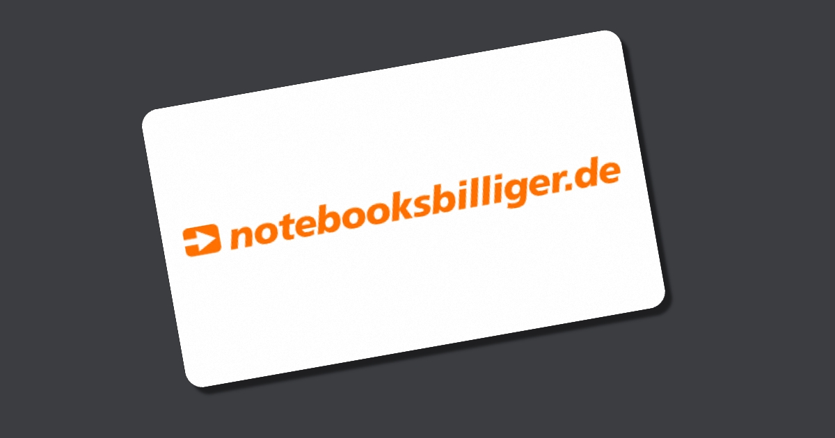 Gutschein Notebookbilliger De