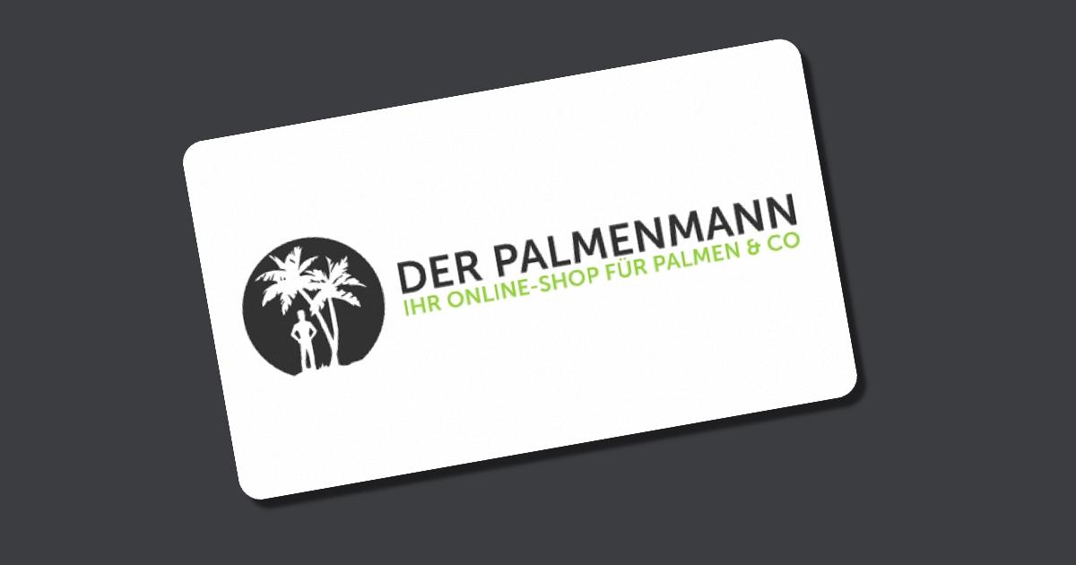 Palmenmann Gutschein Juli 2019