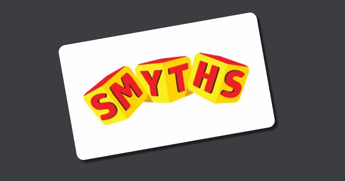 Gutschein Smyth Toys