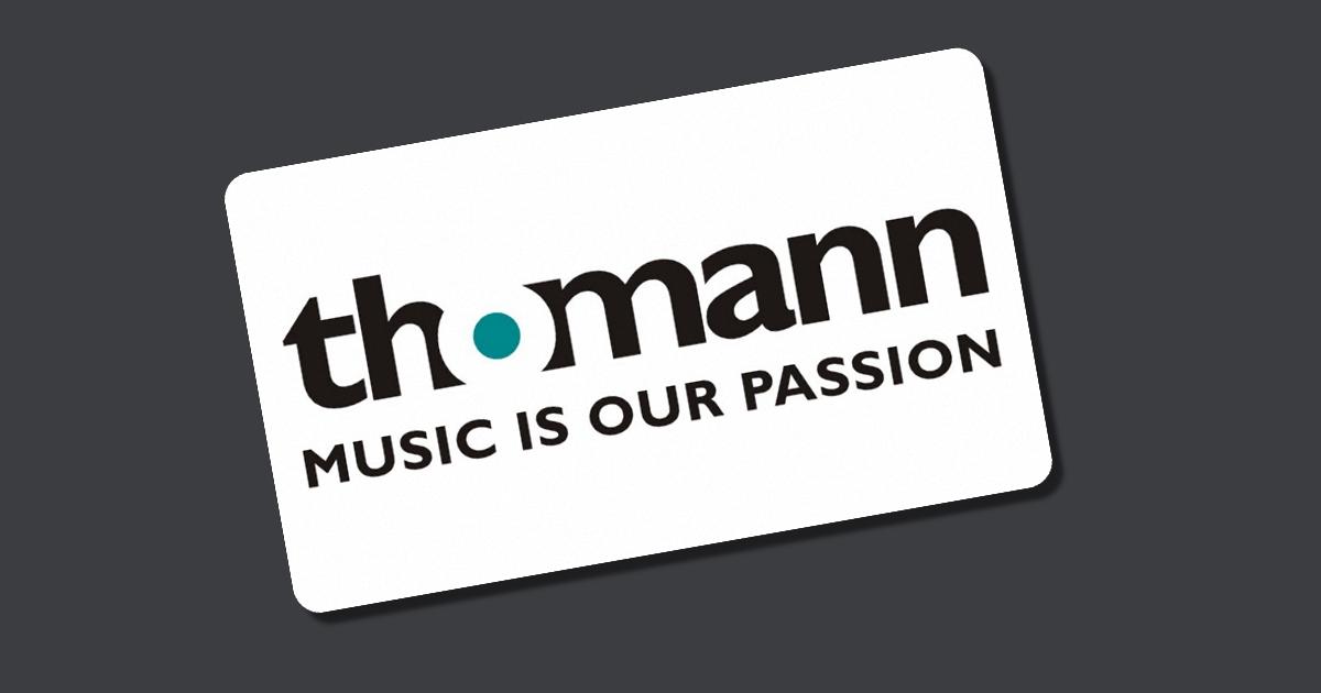 Thomann Gutschein Code