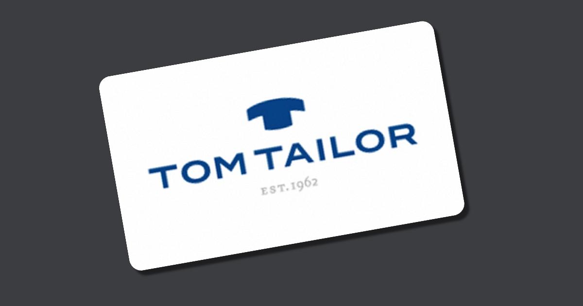 Www.Tom-Tailor.De Gutschein