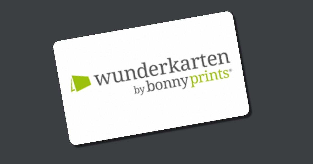 Wunderkarten Gutschein 5 Rabatt Januar 2020