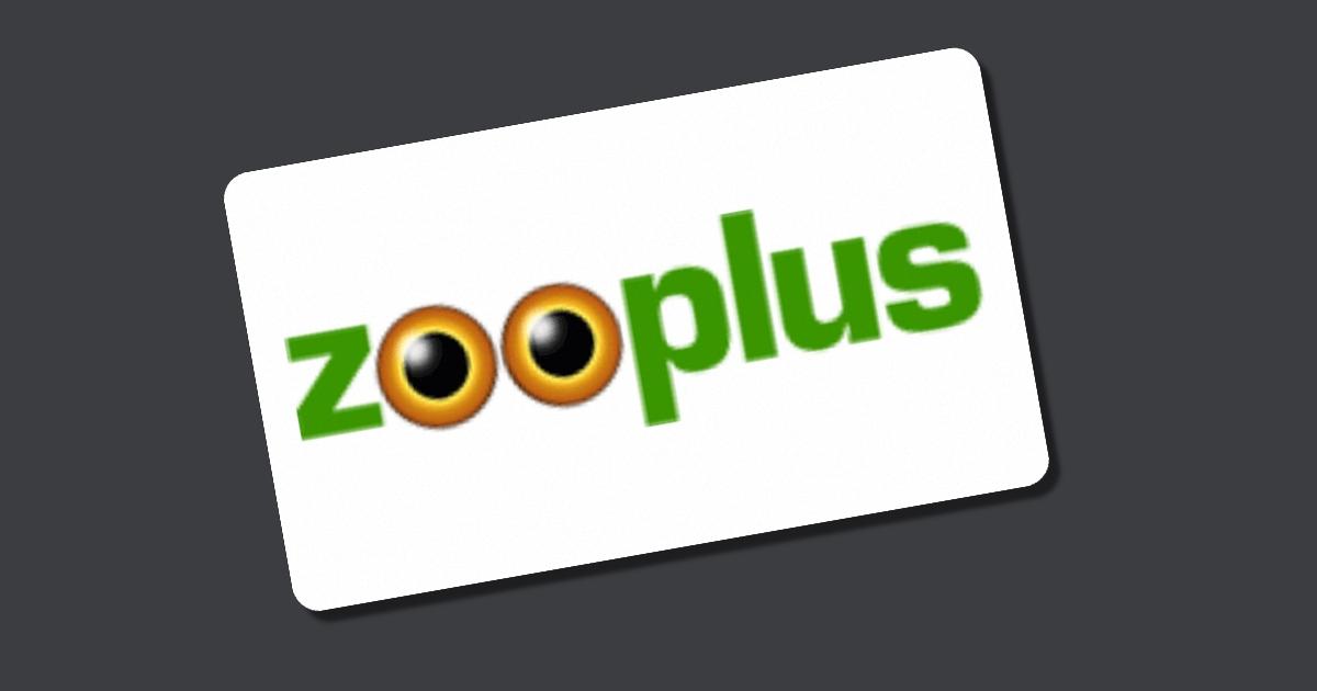 Zooplus Gutscheincode 2021