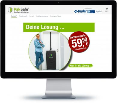 PakSafe Onlineshop