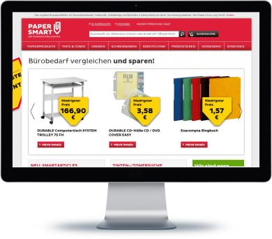 Papersmart Onlineshop