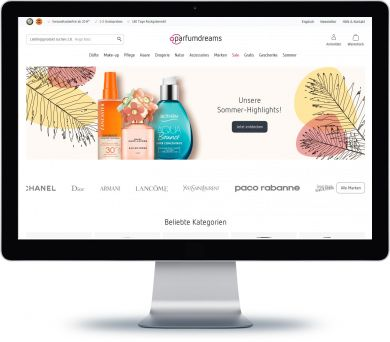 Parfumdreams Onlineshop