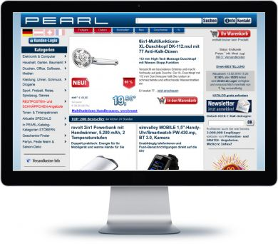 PEARL Onlineshop