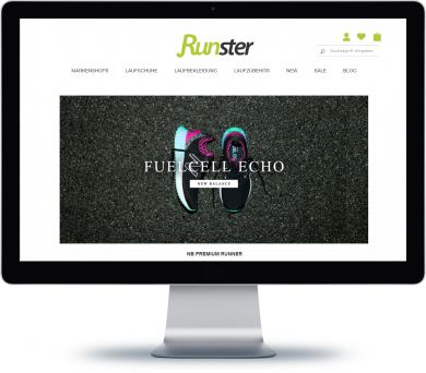 Runster Onlineshop