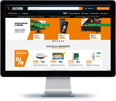 SATURN Onlineshop