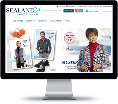 SEALAND24 Onlineshop