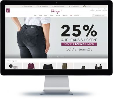 sheego Onlineshop