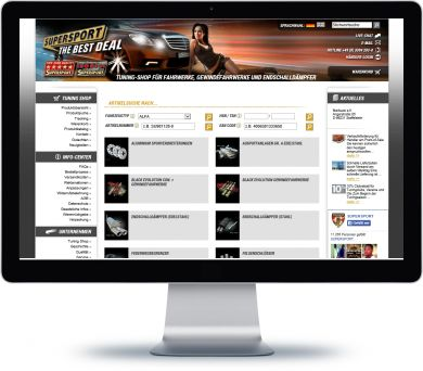 Supersport Onlineshop