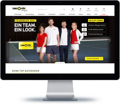Tennis-Point Onlineshop