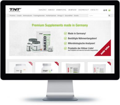 TNT-Supplements Onlineshop