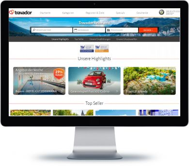 Travador Onlineshop